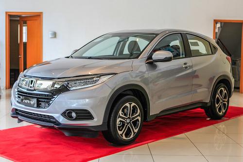 Honda HR-V hiện được định giá dưới 900 triệu, nhập khẩu nguyên chiếc từ Thái Lan.