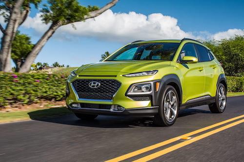 Hyundai Kona ra nhập thị trường Việt Nam vào tháng 8, với 3 phiên bản khác nhau.