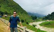 Chàng trai Peru yêu Việt Nam cuồng nhiệt như bóng đá