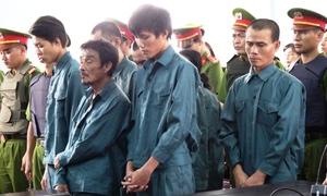 Nhóm người đập phá trụ sở tỉnh Bình Thuận lĩnh án tù