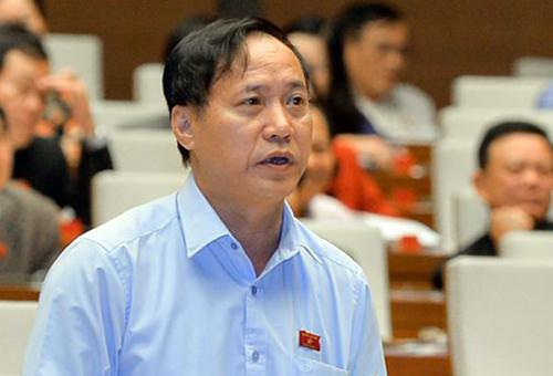 Đại biểu Nguyễn Mai Bộ. Ảnh: QH