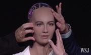 Công nghệ tạo nên Sophia, robot công dân đầu tiên đến Việt Nam