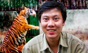 Chàng trai Sài Gòn 11 năm chăm sóc chúa sơn lâm