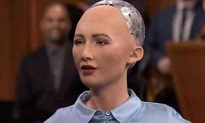 Robot Sophia tiết lộ mẫu người yêu lý tưởng