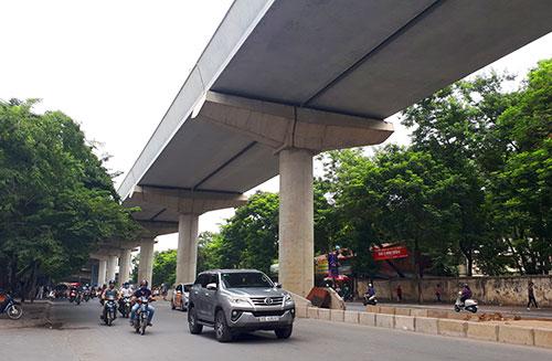Thanh tra chỉ ra nhiều vi phạm tại dự án Metro 1,7 tỷ USD Hà Nội