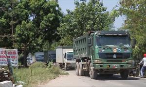 Hàng nghìn lượt ôtô trốn trạm thu phí Hà Nội - Bắc Giang