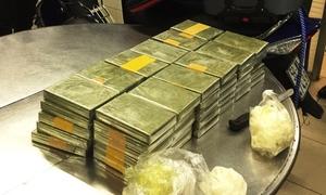 Đường dây vận chuyển ma túy lớn nhất Sài Gòn bị triệt phá