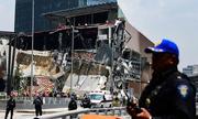 Trung tâm thương mại Mexico bất ngờ đổ sập