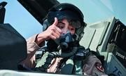 Công chúa Bahrain trở thành nữ phi công tiêm kích