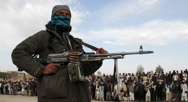 Thành viên lực lượng Taliban. Ảnh: Reuters.