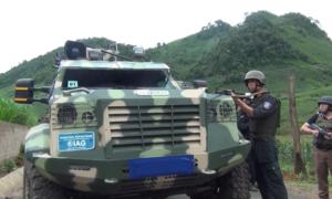 Toàn cảnh cuộc đột kích vào hang ổ ma túy ở Lóng Luông