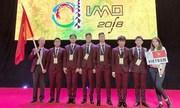 Hải Phòng trao 700 triệu đồng cho hai học sinh đoạt giải toán quốc tế