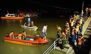Diễn tập xả lũ khẩn cấp hồ Hòa Bình trong đêm