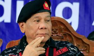 Áp lực thực thi phán quyết Biển Đông với Tổng thống Philippines