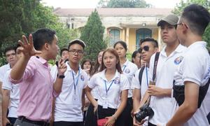Chuyện 'dở khóc dở cười' của thanh niên Việt kiều học tiếng mẹ đẻ