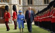 Trump bị chỉ trích vì phớt lờ Nữ hoàng Anh