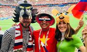 Người Việt ở Nga trong cơn sốt vé trận chung kết World Cup