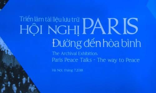 Công bố một số tư liệu được giải mật quanh Hiệp định Paris 1973