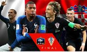 Chung kết World Cup 2018: 'Croatia thoải mái tinh thần hơn Pháp'