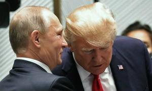 Kỳ vọng của Trump và Putin trong cuộc gặp thượng đỉnh đầu tiên