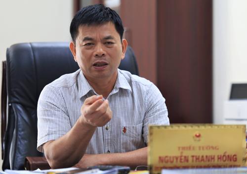 Thiếu tướng Nguyễn Thanh Hồng. Ảnh: Gia Chính.