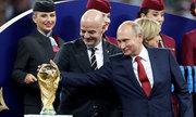 Chiến thắng của Putin trong World Cup 2018