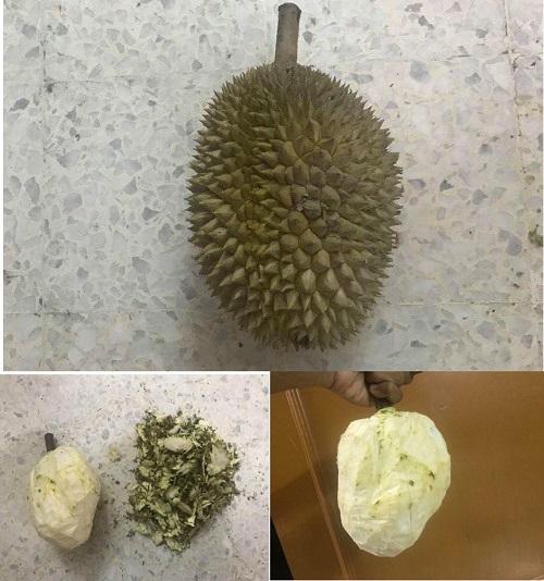 Cách ăn sầu riêng đúng chuẩn.