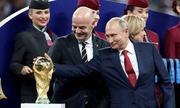 Putin khẳng định World Cup thành công ở mọi khía cạnh
