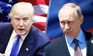 Cáo buộc can thiệp bầu cử phủ bóng hội nghị Trump - Putin