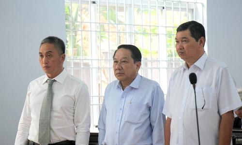 Nguyên Chủ tịch TP Vũng Tàu tiếp tay cho dự án lừa đảo hầu tòa