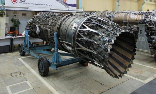 Nguyên mẫu động cơ Izdeliye 30 do tập đoàn Saturn phát triển. Ảnh: Twitter.