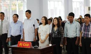Cựu chủ tịch TP Vũng Tàu và cấp phó hầu tòa