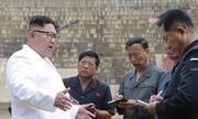 Kim Jong-un nổi giận vì nhà máy thủy điện xây 17 năm không xong