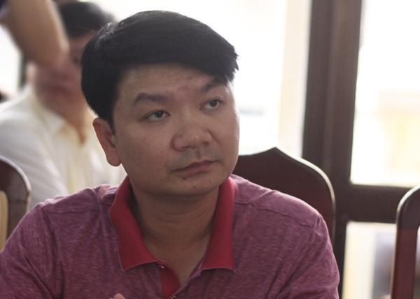 Ông Nguyễn Cao Khương - Phó trưởng phòng 4, A83 Bộ Công An. Ảnh:Dương Tâm