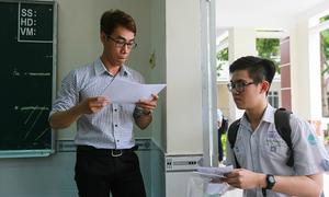 Quy trình chấm thi trắc nghiệm THPT quốc gia như thế nào?