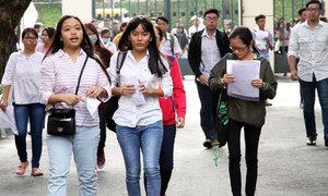 Điểm sàn xét tuyển Đại học Kinh tế - Luật TP HCM là 17