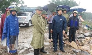 Thanh Hoá phê bình lãnh đạo huyện vì không hoãn họp để chống bão