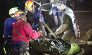 Thợ lặn từng lo sợ 5 thiếu niên sẽ chết khi được cứu khỏi hang Thái Lan