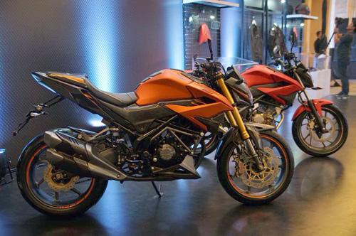 Honda CB150R Streetfire phiên bản 2018 ra mắt tại Indonesia.
