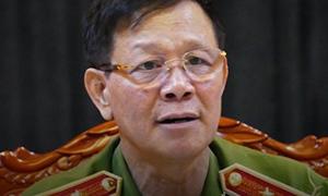 Cựu tổng cục trưởng Tổng Cục cảnh sát Phan Văn Vĩnh bị đề nghị truy tố