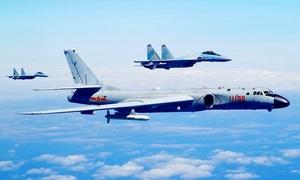 Trung Quốc tập trận bắn đạn thật quy mô lớn để răn đe Đài Loan