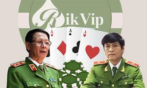 Hai cựu tướng công an bị đề nghị truy tố tội lợi dụng chức vụ