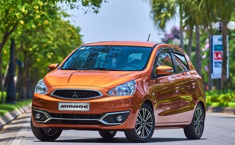 Mirage dự kiến giảm giá 10-20 triệu.