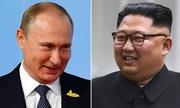 Putin có thể sắp họp thượng đỉnh với Kim Jong-un