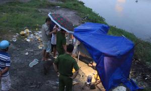 Sửa chữa cầu, một công nhân rơi xuống sông tử vong