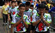 Đội bóng nhí Thái Lan lần đầu chia sẻ về những ngày mắc kẹt trong hang
