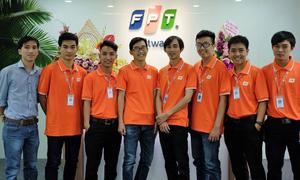 Sinh viên FUNiX vừa học vừa làm tại FSoft