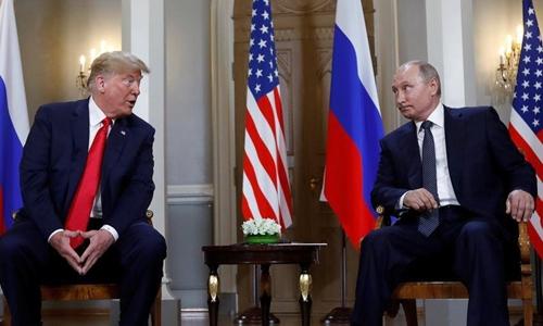 Vì sao Trump quyết định gặp riêng Putin trong hơn hai tiếng?