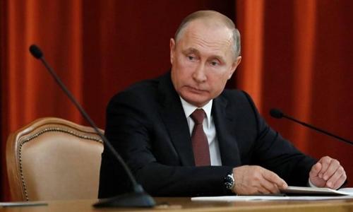Putin nói thế lực ở Mỹ hủy hoại thành công của cuộc gặp với Trump