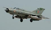 Tiêm kích MiG-21 Ấn Độ đâm xuống đất, phi công tử nạn